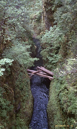 Eagle Creek Corridor